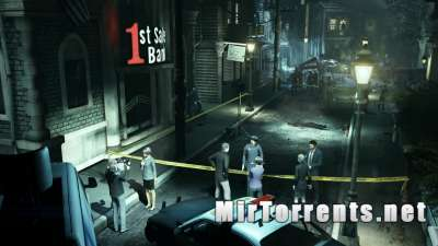 Murdered Soul Suspect (2014) PC