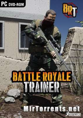 Battle Royale Trainer (2018) PC