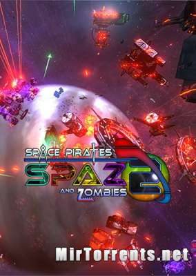 Space Pirates and Zombies 2 (2017) PC