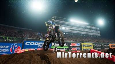 Monster Energy Supercross The Official Videogame (2018) PC