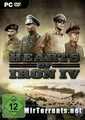 Hearts of Iron IV Field Marshal Edition (2016) PC