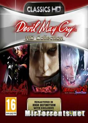Devil May Cry HD Collection (2018) PC