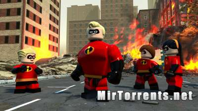 LEGO The Incredibles (2018) PC
