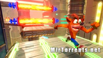 Crash Bandicoot N Sane Trilogy (2018) PC