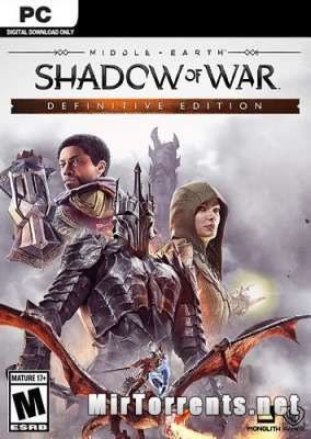 Middle-earth Shadow of War Definitive Edition (2017) PC
