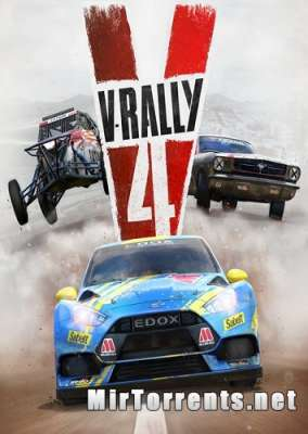 V-Rally 4 Ultimate Edition (2018) PC