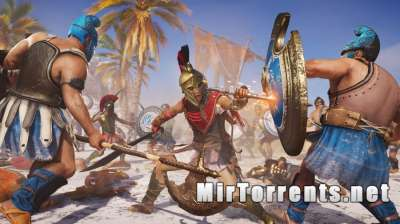 Assassins Creed Odyssey Ultimate Edition (2018) PC
