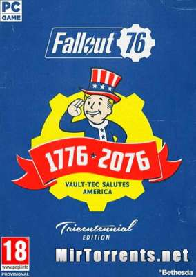Fallout 76 Tricentennial Edition (2018) PC