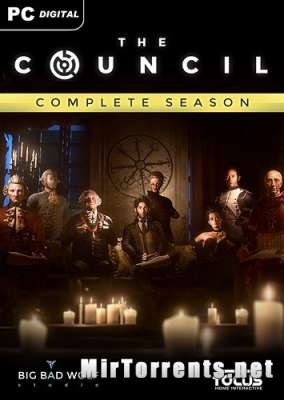 The Council. Complete Season. Episode 1-5 (2018) PC