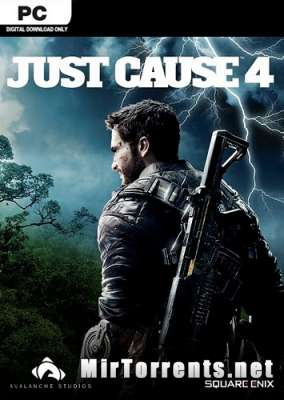 Just Cause 4 Gold Edition (2018) PC
