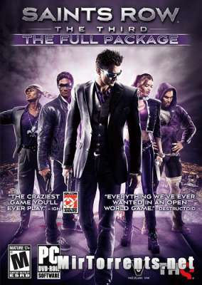Saints Row The Third The Full Package (2011) PC