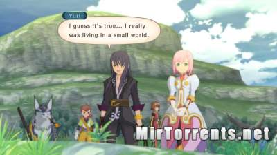 Tales of Vesperia Definitive Edition (2019) PC
