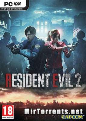 Resident Evil 2 / Biohazard RE:2 Deluxe Edition (2019) PC