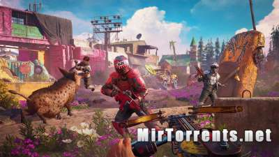 Far Cry New Dawn Deluxe Edition (2019) PC