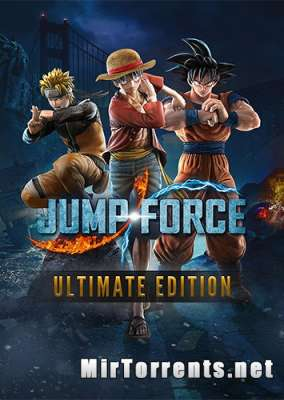 Jump Force Ultimate Edition (2019) PC