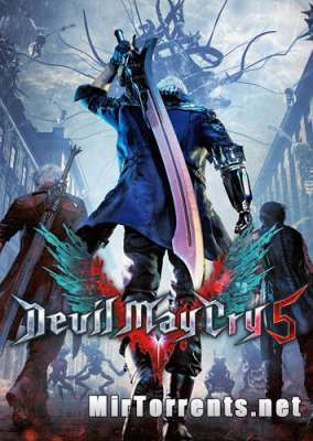Devil May Cry 5 Deluxe Edition (2019) PC