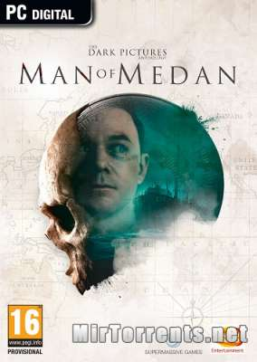 The Dark Pictures Anthology Man of Medan (2019) PC