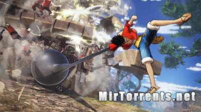 One Piece Pirate Warriors 4 (2020) PC