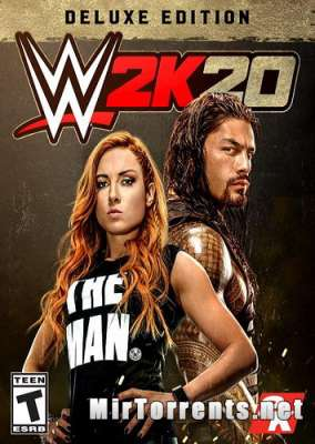 WWE 2K20 Deluxe Edition (2019) PC