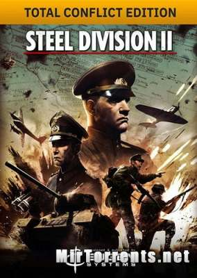 Steel Division 2 Total Conflict Edition (2019) PC
