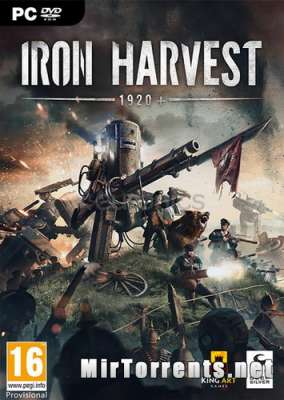 Iron Harvest (2020) PC