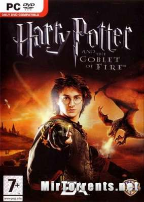 Harry Potter and the Goblet of Fire (2005) PC