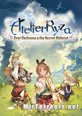 Atelier Ryza Ever Darkness and the Secret Hideout (2019) PC
